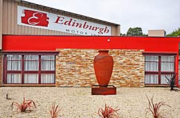 Edinburgh Motor Inn ad